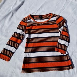 The Limited Striped shirt Small
